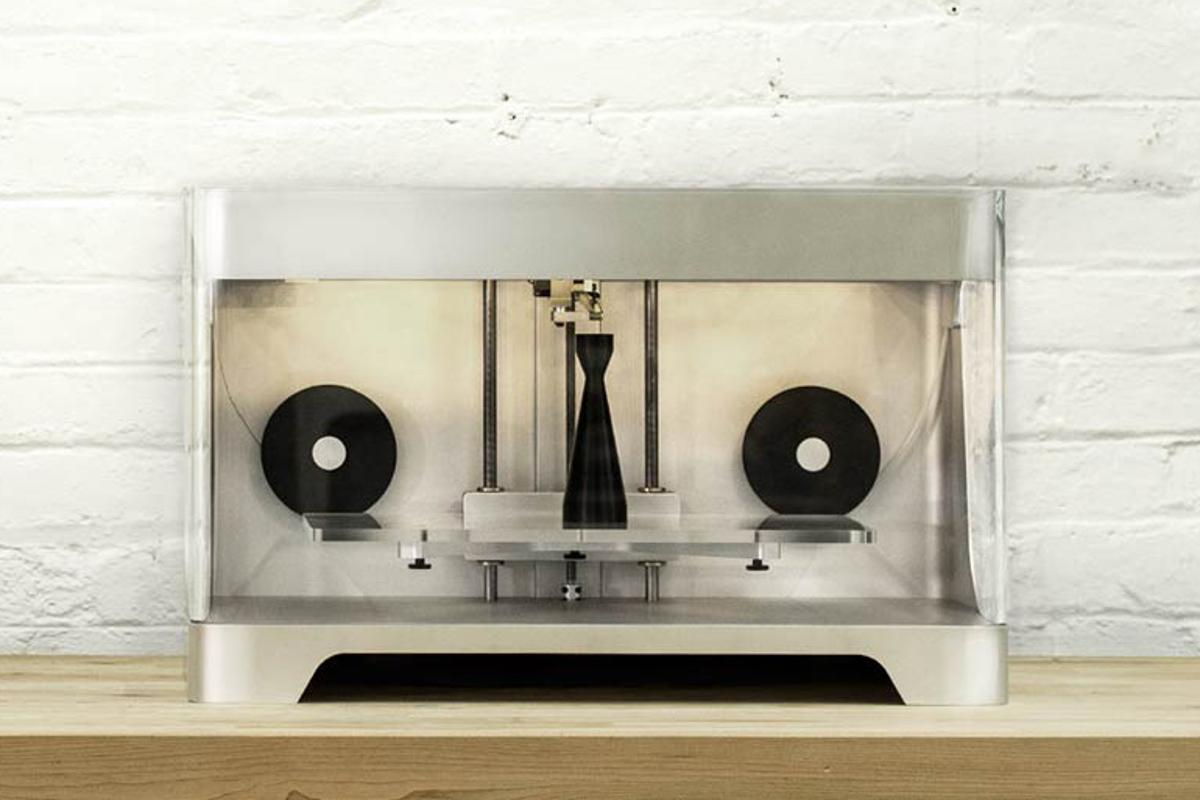The Markforged Mark One – the world's first 3D printer capable of printing carbon fiber