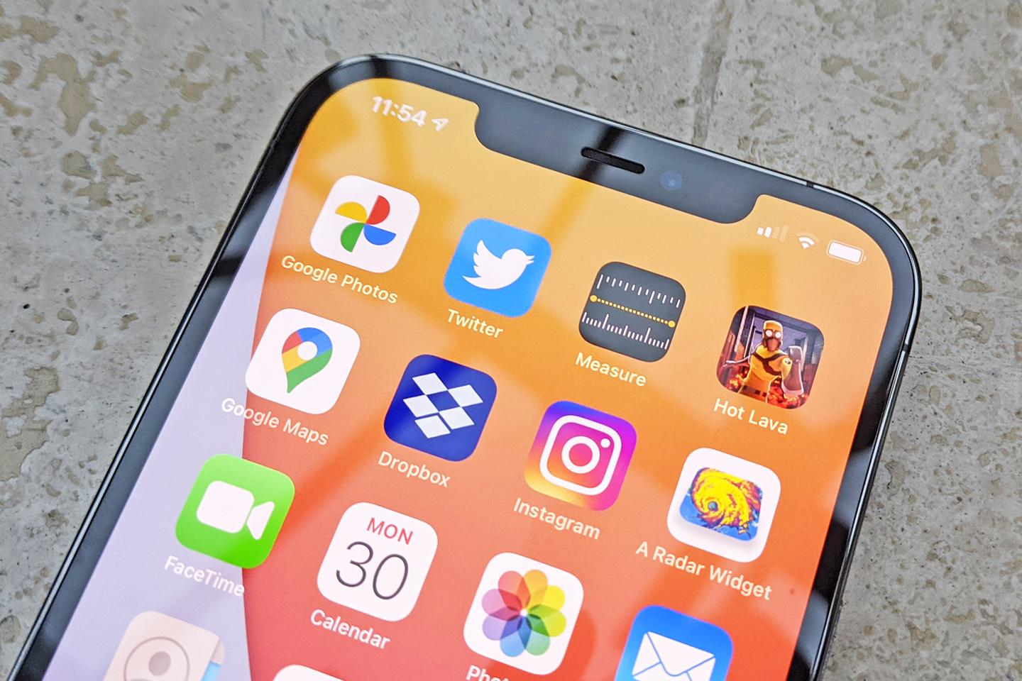 The notch and Face ID have been present since the iPhone X