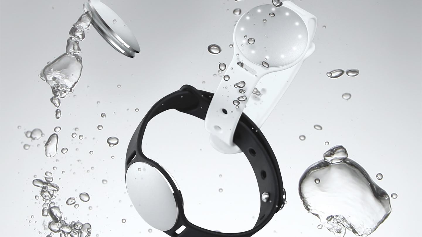 The new tracker is waterproof up to 50 meters (164 ft)