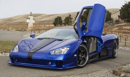 Twin-turbo V8 Ultimate Aero