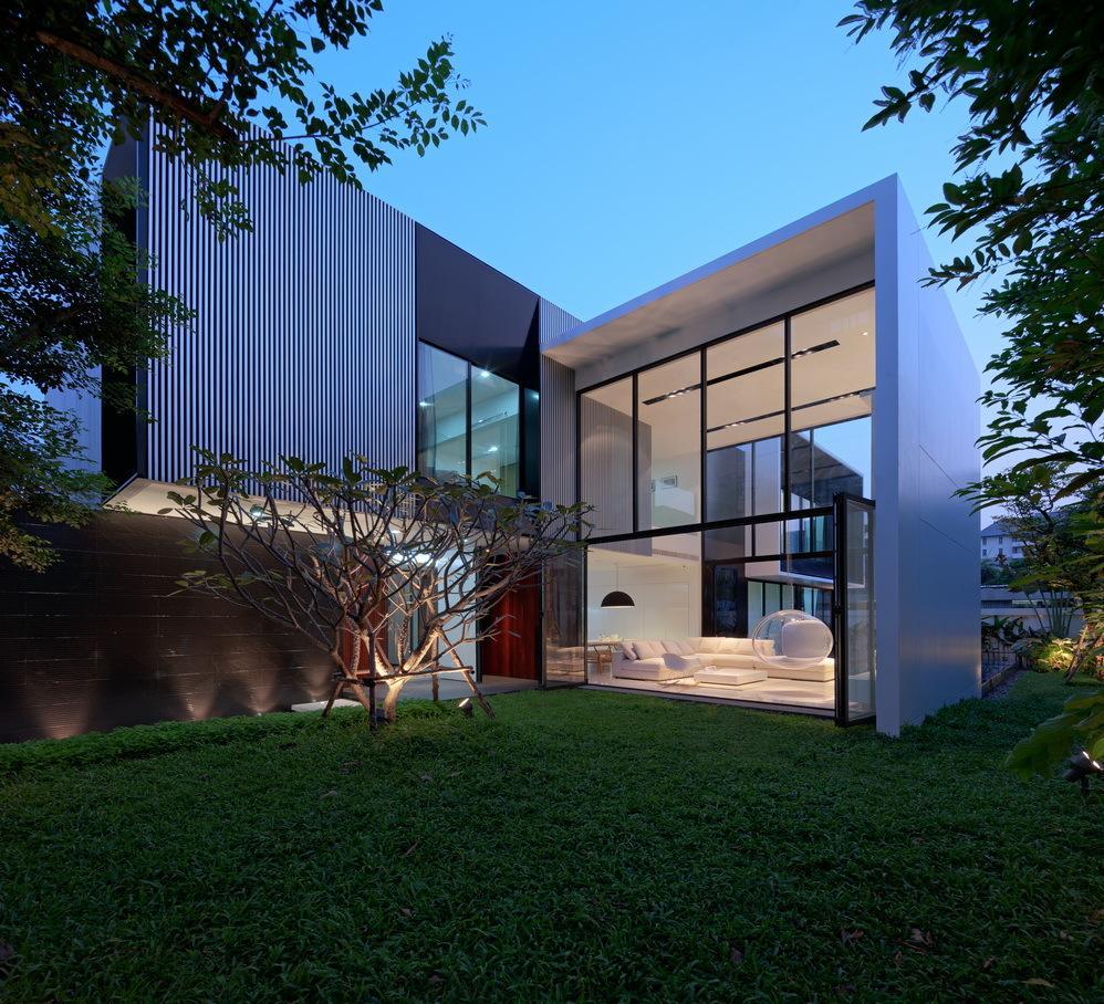 The YAK01 house (Photo: Piyawut Srisakul)