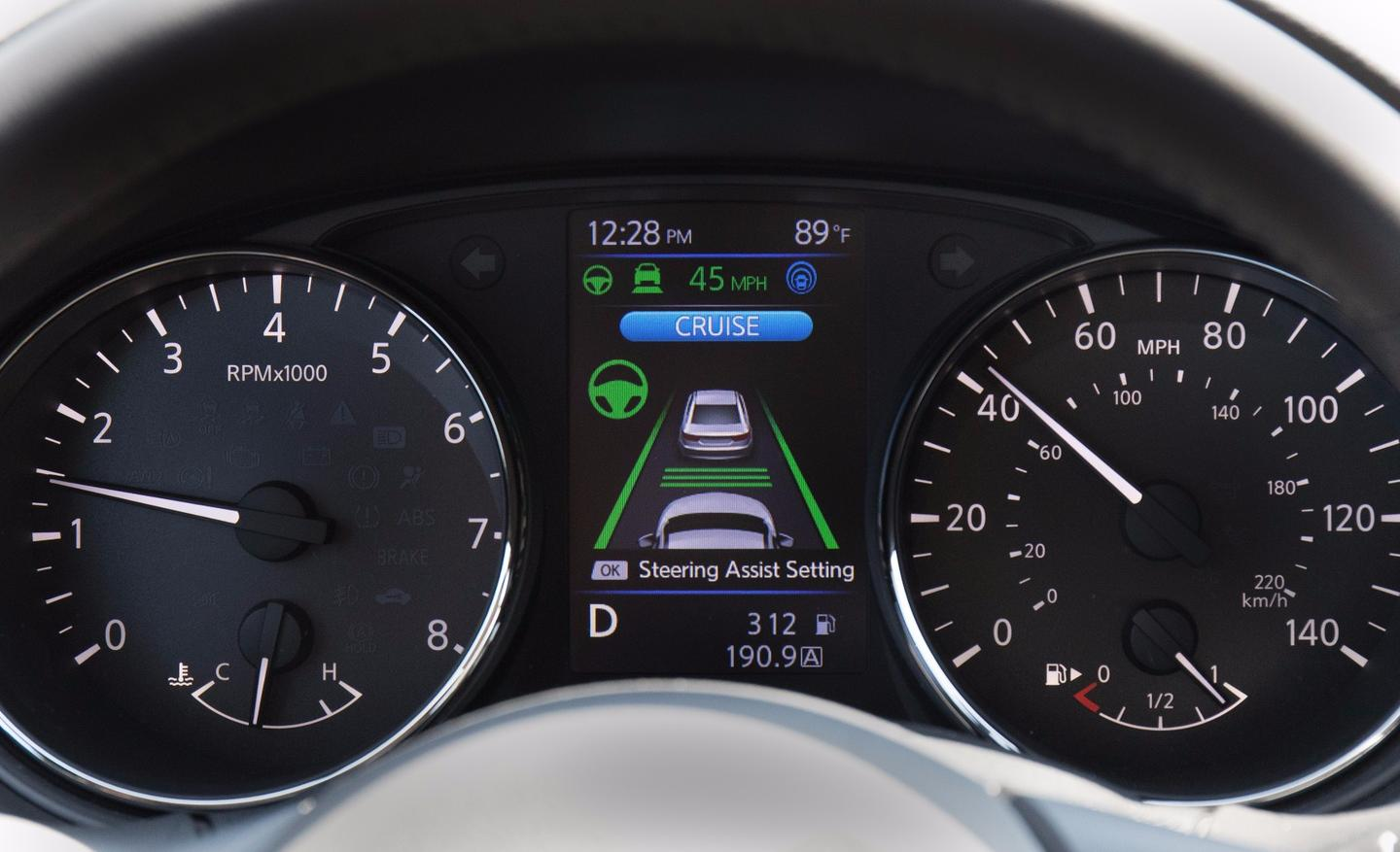 ProPILOT Assist is a natural extension of the already-common adaptive cruise control found in many vehicles today