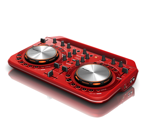 The new Pioneer WeGo2 DJ controller