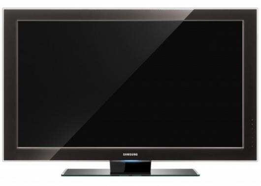 Samsung's Series 9 LED-backlit LCD HDTV