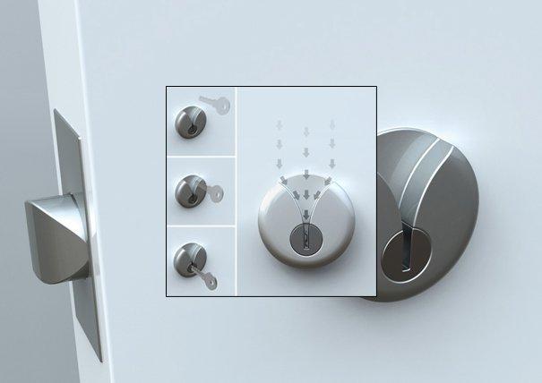 Junjie Zhang's V-Lock