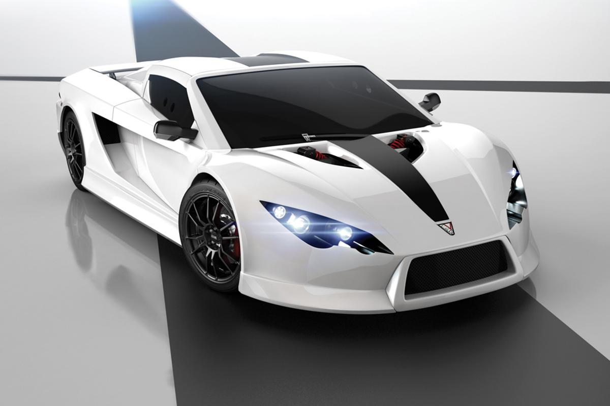 Quimera Responsible Racing and Evelio Electric Supercars have created an all-electric drift car that's said to be capable of 150 miles per charge and is expected to have a top speed of 170 mph