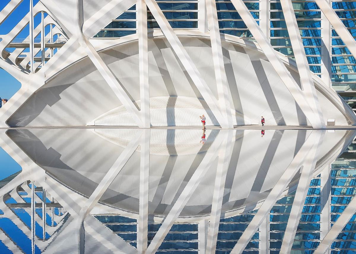 "Overall winner of the 2019 competition. ""Reflexion"", Alfonso Béjar. Valencia, Spain"