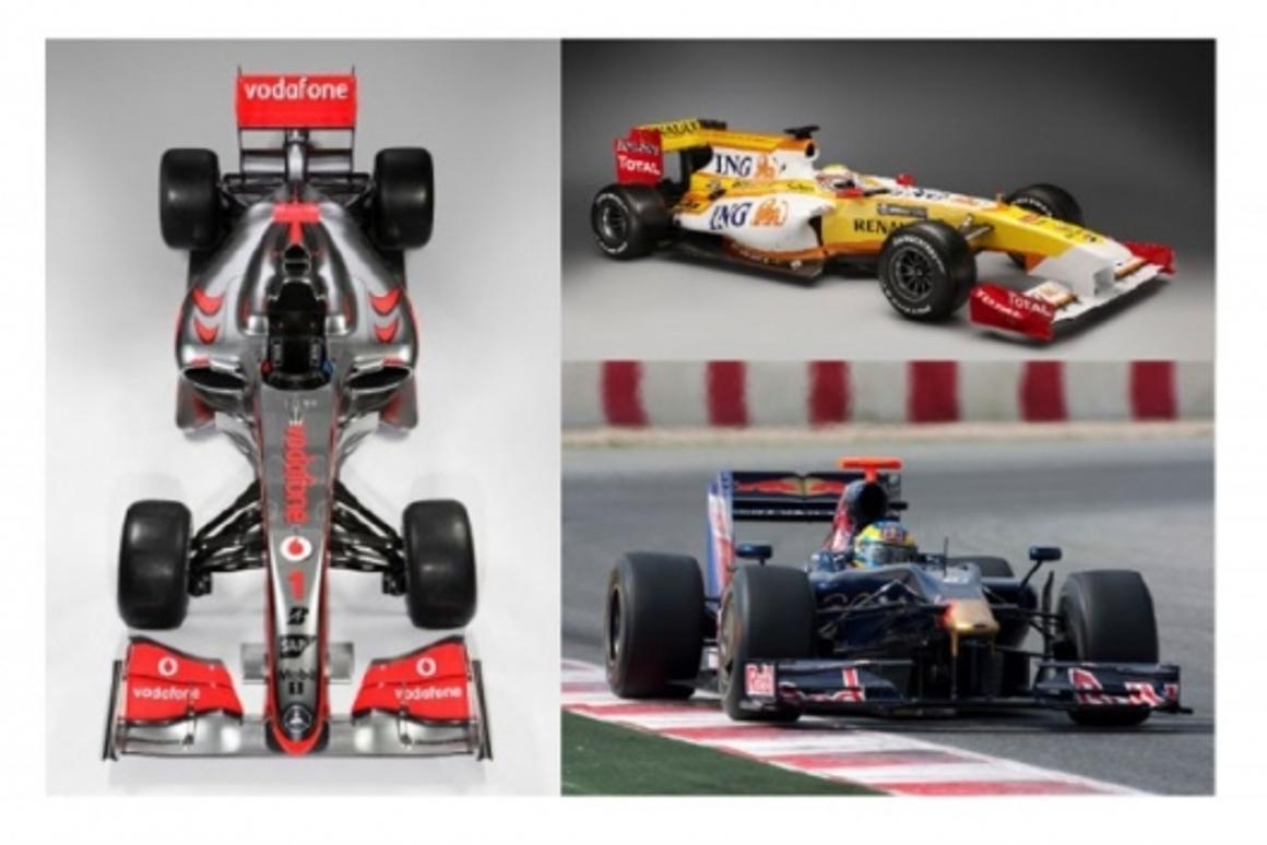 Formula One KERS explained