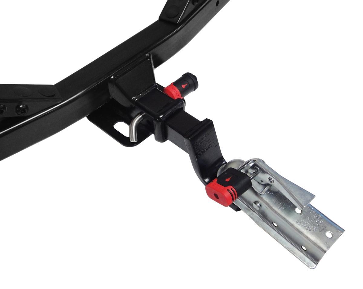The BOLT trailer hitch lock, and multi-purpose padlock
