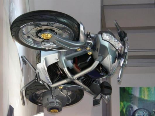 Suzuki's Crosscage concept.