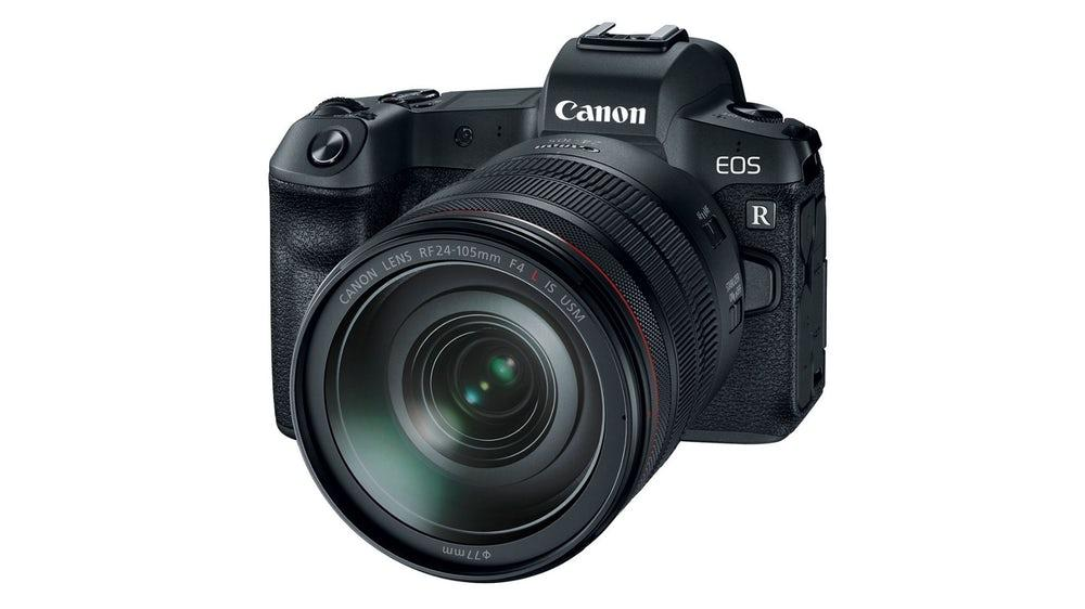 The Canon EOS R system