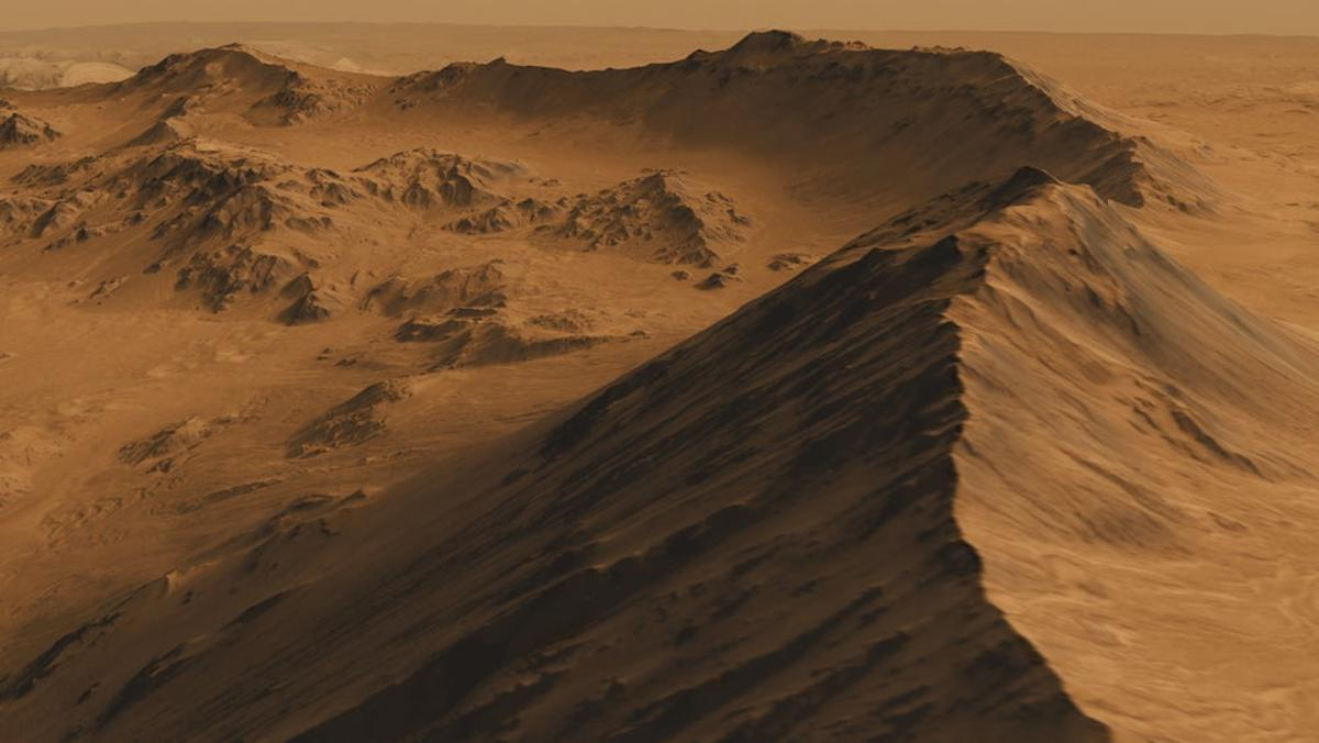 Could robotic bees uncover the mysteries of the Red Planet?