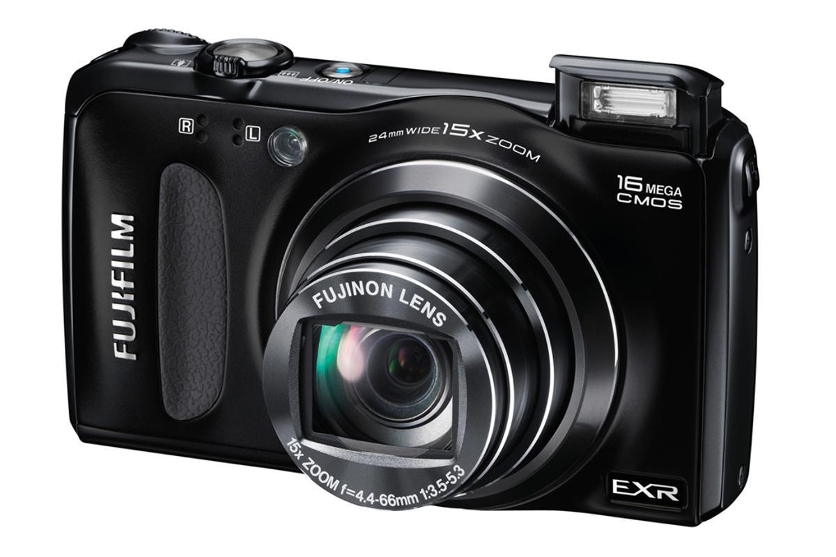 The Fujifilm FinePix F660EXR