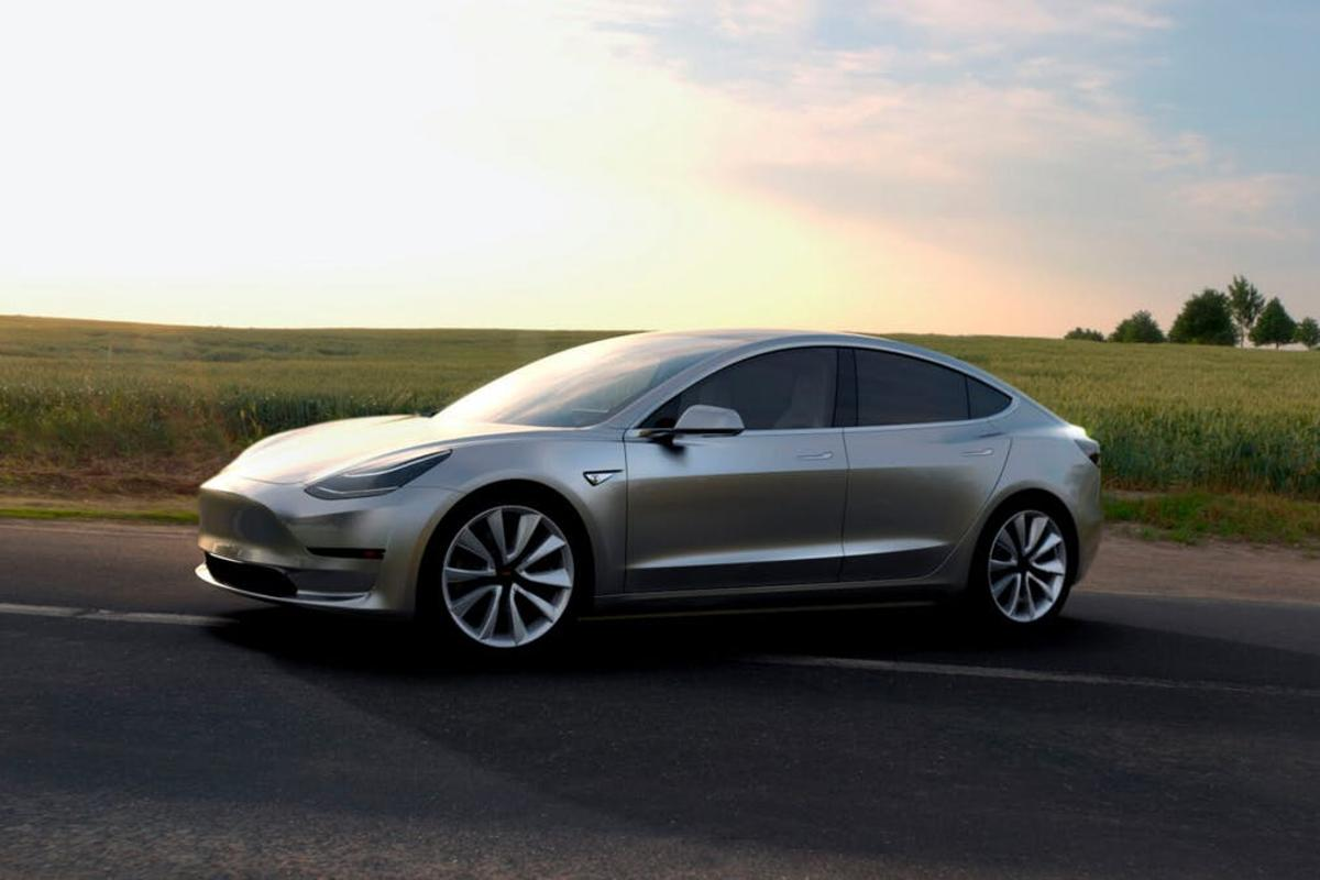 Elon Musk has tweeted a launch date for the Model 3