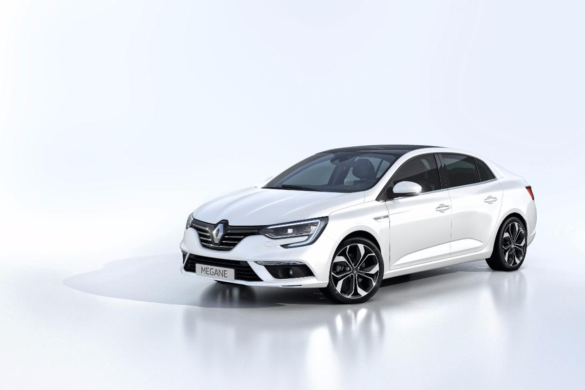 The Renault Megane Grand Coupe is a handsome addition to Renault's compact family