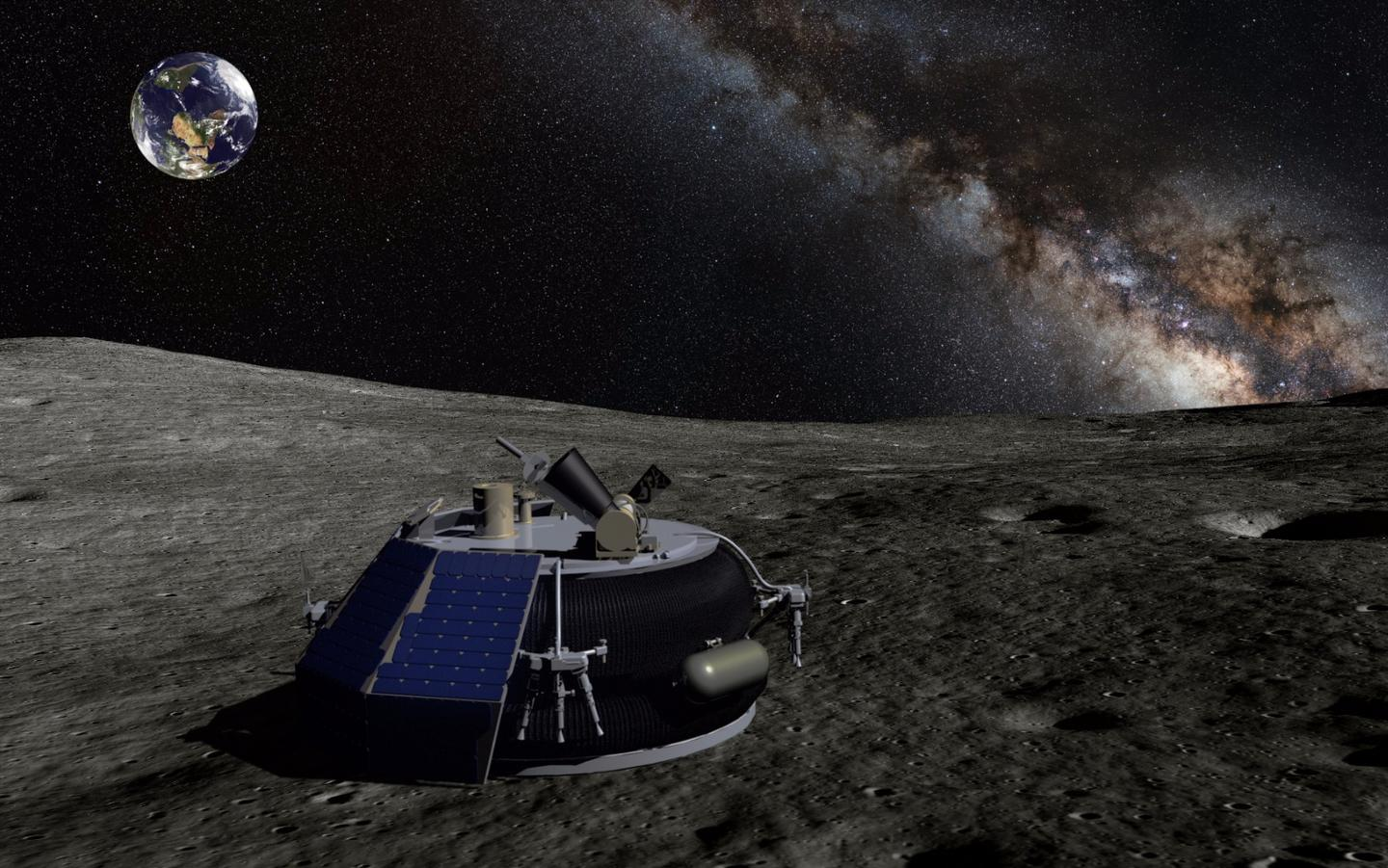 Moon Express is hoping it can contribute to the advancement of technology, science, research and development