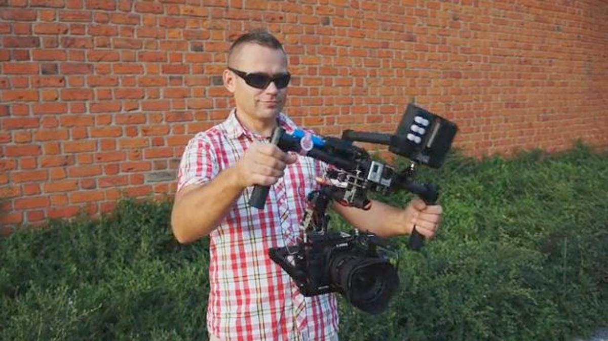 The BeSteady One is a new 3-axis video camera stabilizing rig, that can be operated by remote control