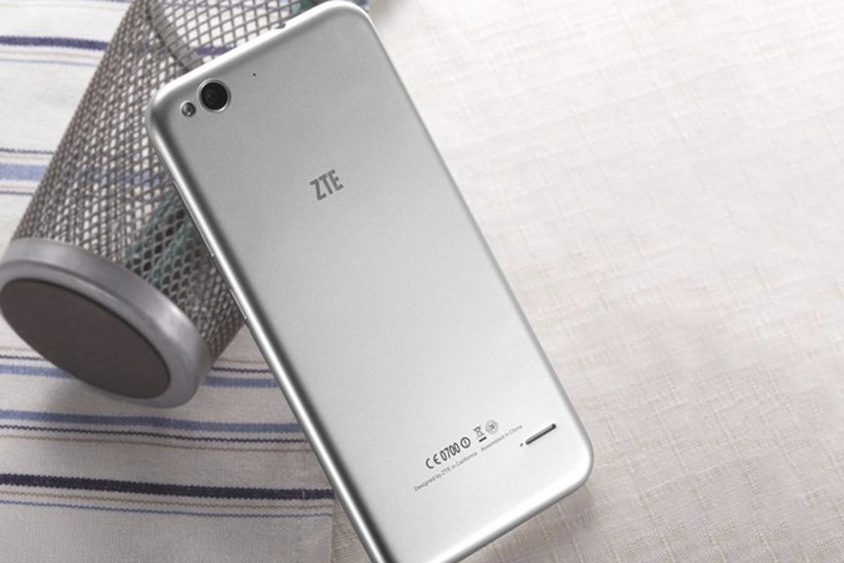 The ZTE Blade S6 appears to be borrowing from Apple, but does offer some solid specs and Android Lollipop for a budget price