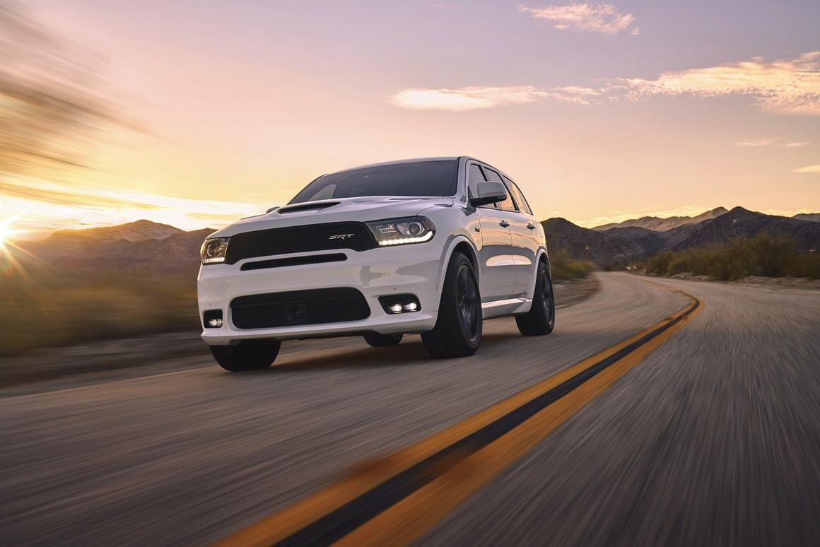The 2018 Dodge Durango SRT will become available in North America in late September of 2017