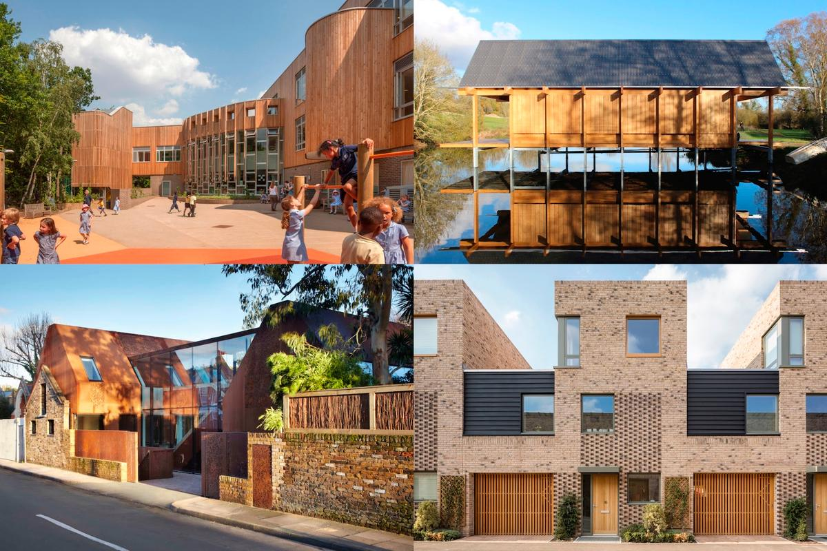 The Royal Institute of British Architects (RIBA) has revealed the winners of its 2015 National Awards