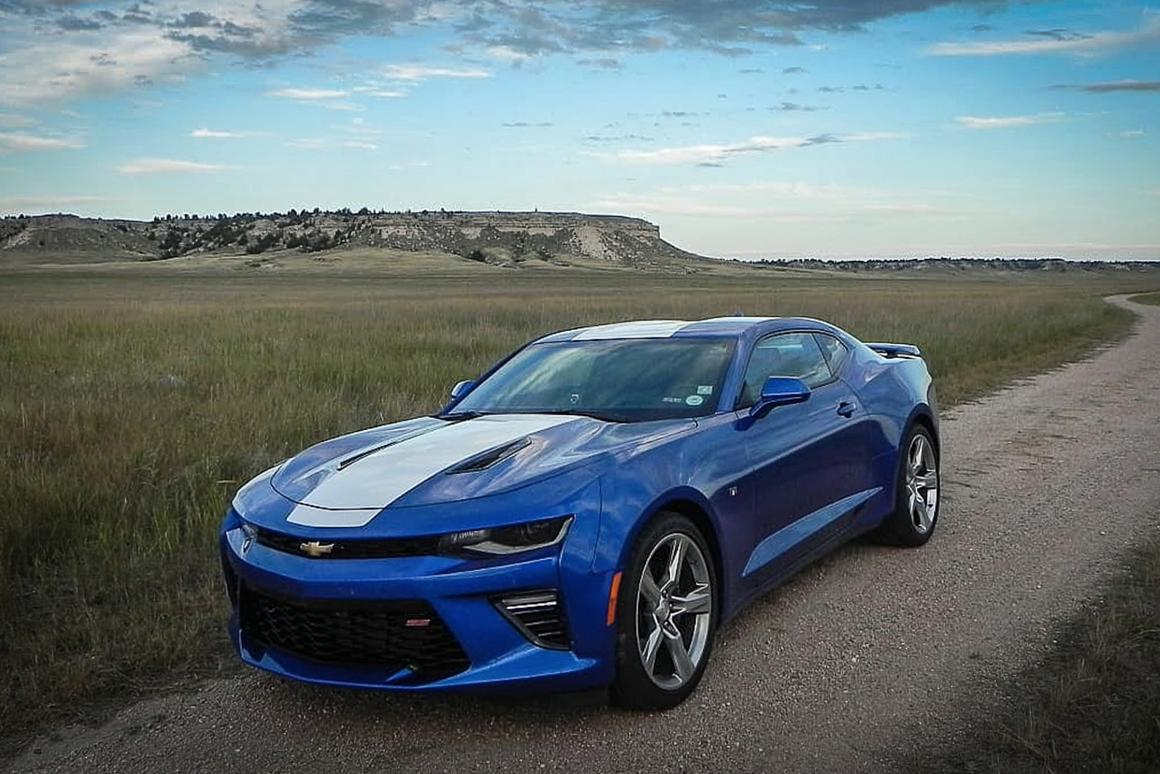 Review 2016 Chevrolet Camaro Ss Packs Plenty Of Muscle Manual Guide