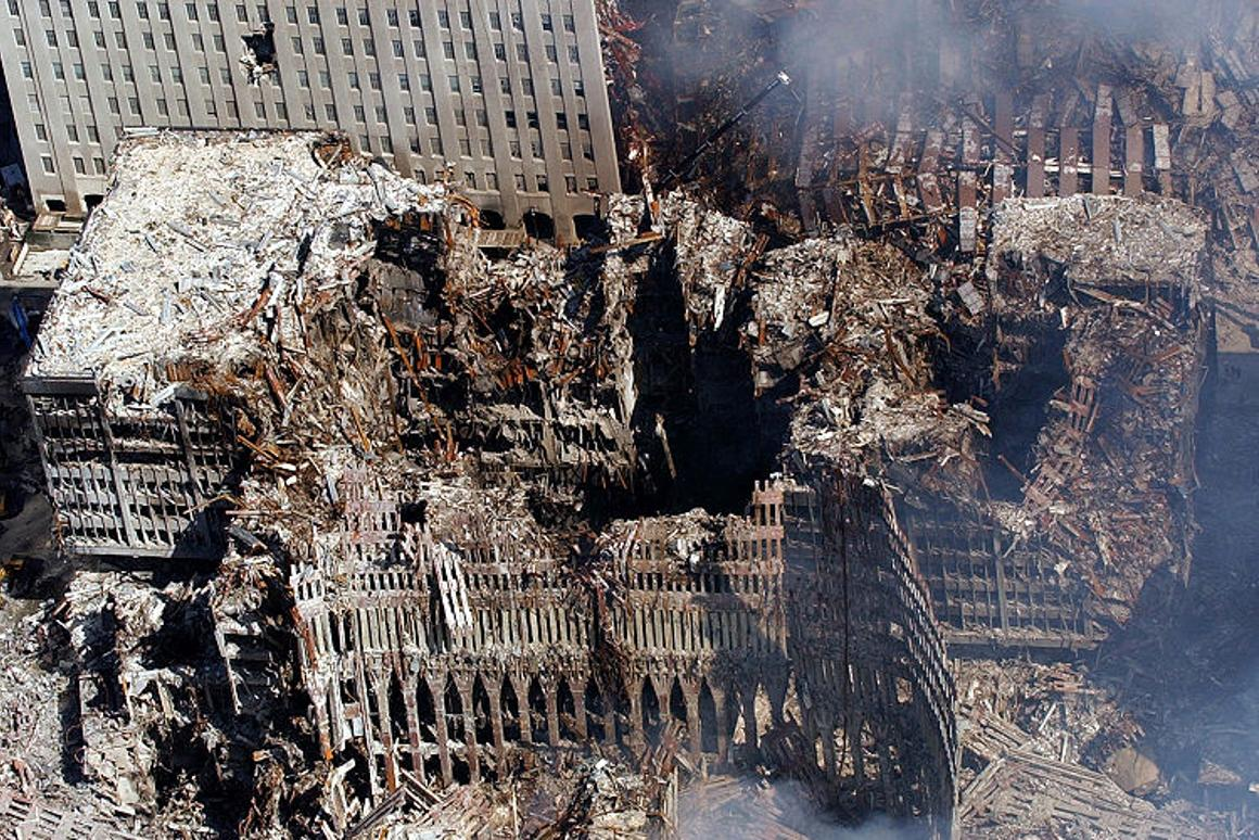 P300 brain wave reading technology could possibly prevent terrorist attacks, such as the strike on New York's World Trade Center