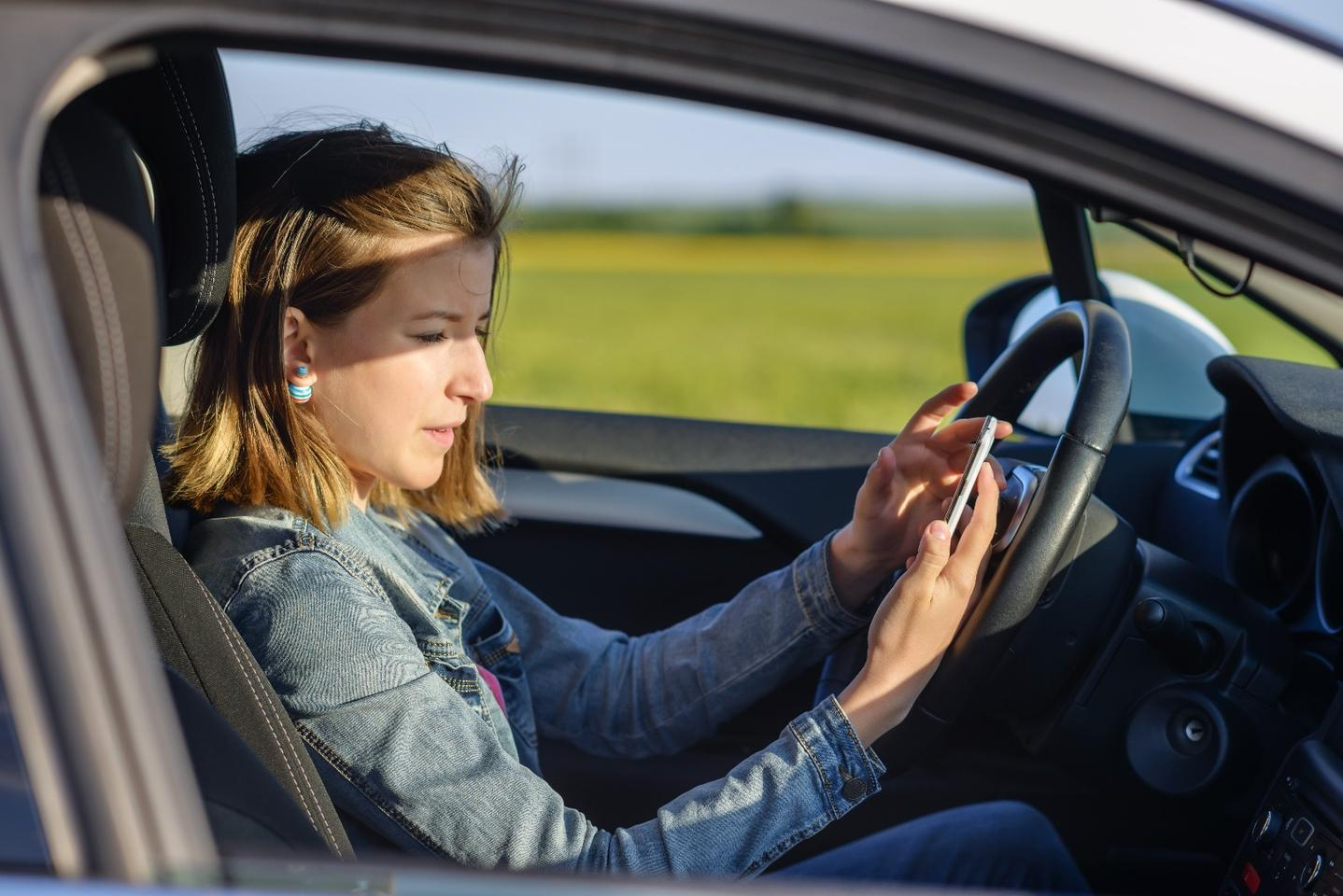 Why is texting more dangerous than other distractions?