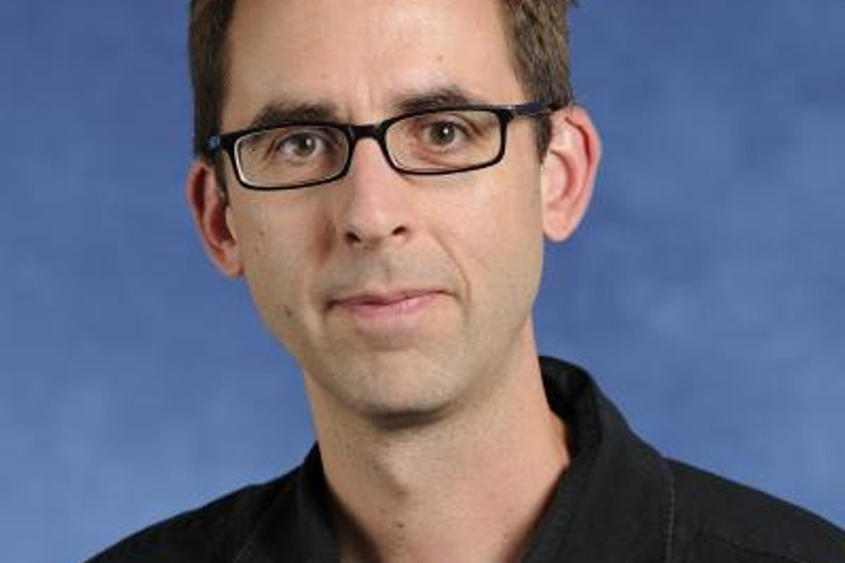 Marc Ostermeier, a professor of chemical and biomolecular engineering in the Whiting School of Engineering at Johns Hopkins University (Image: Will Kirk/JHU)