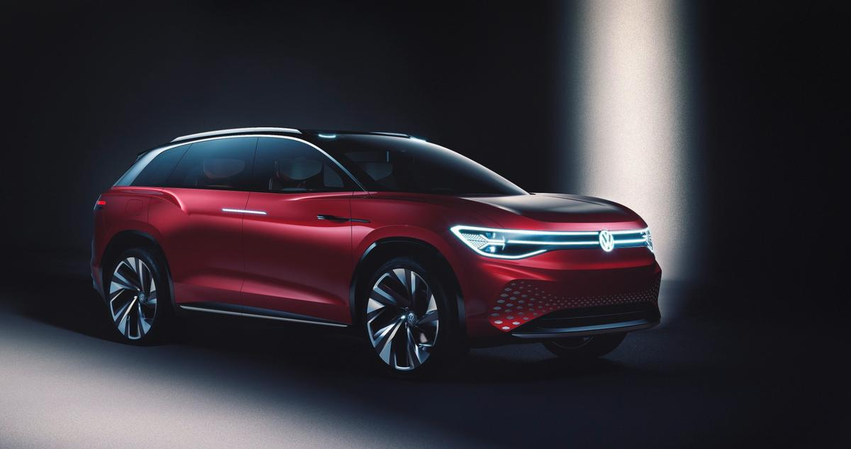A tidy appearance for a concept car that's slated to be modified for production in 2021