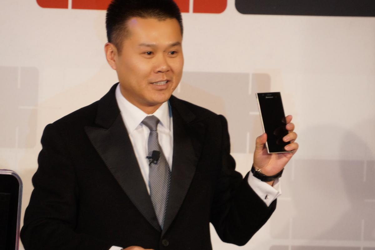 Lenovo has announced six new smartphones for 2013, including the impressive-looking flagship K900