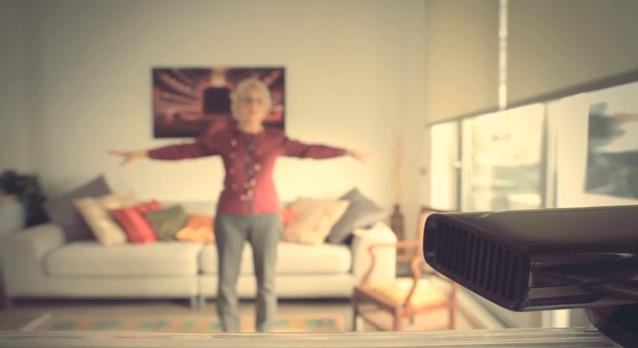 Teki allows an internet-connected Kinect box to take the place of a trip to the doctor's office