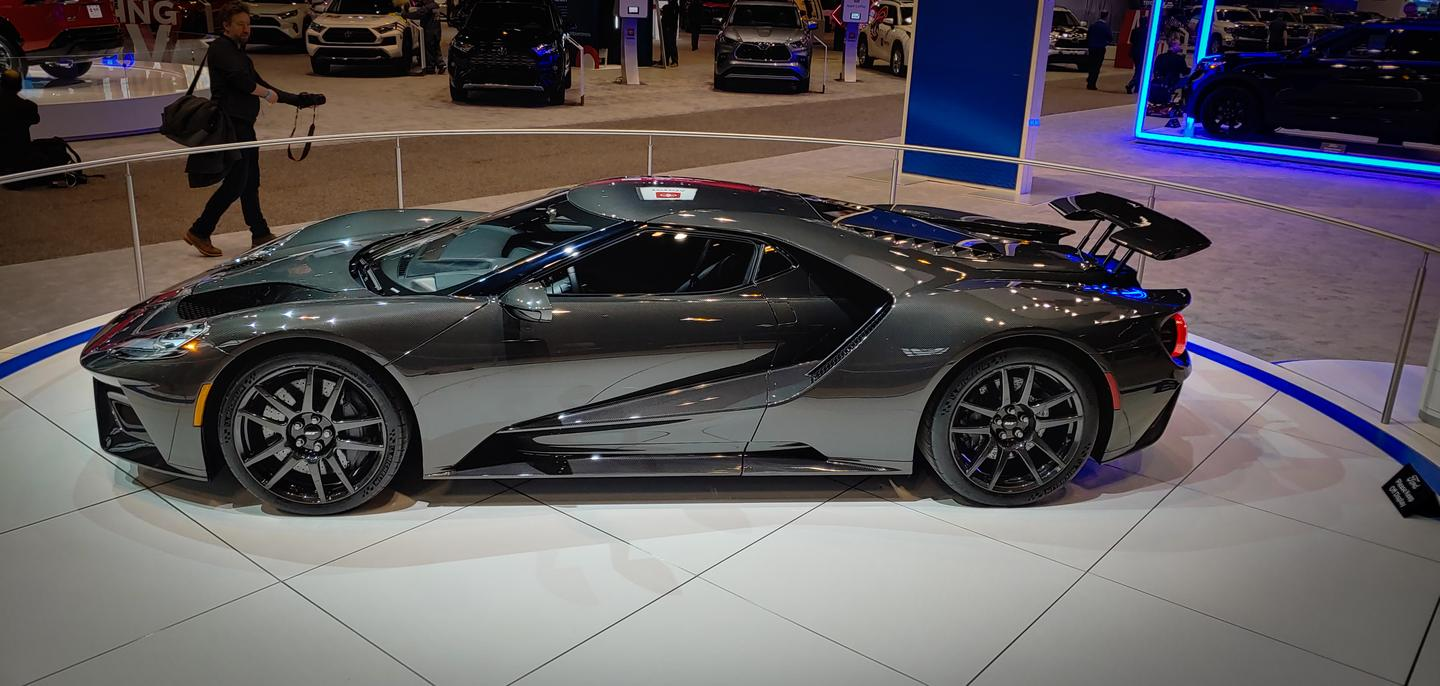 In Photos Sports Cars Galore At The Chicago Auto Show 2020