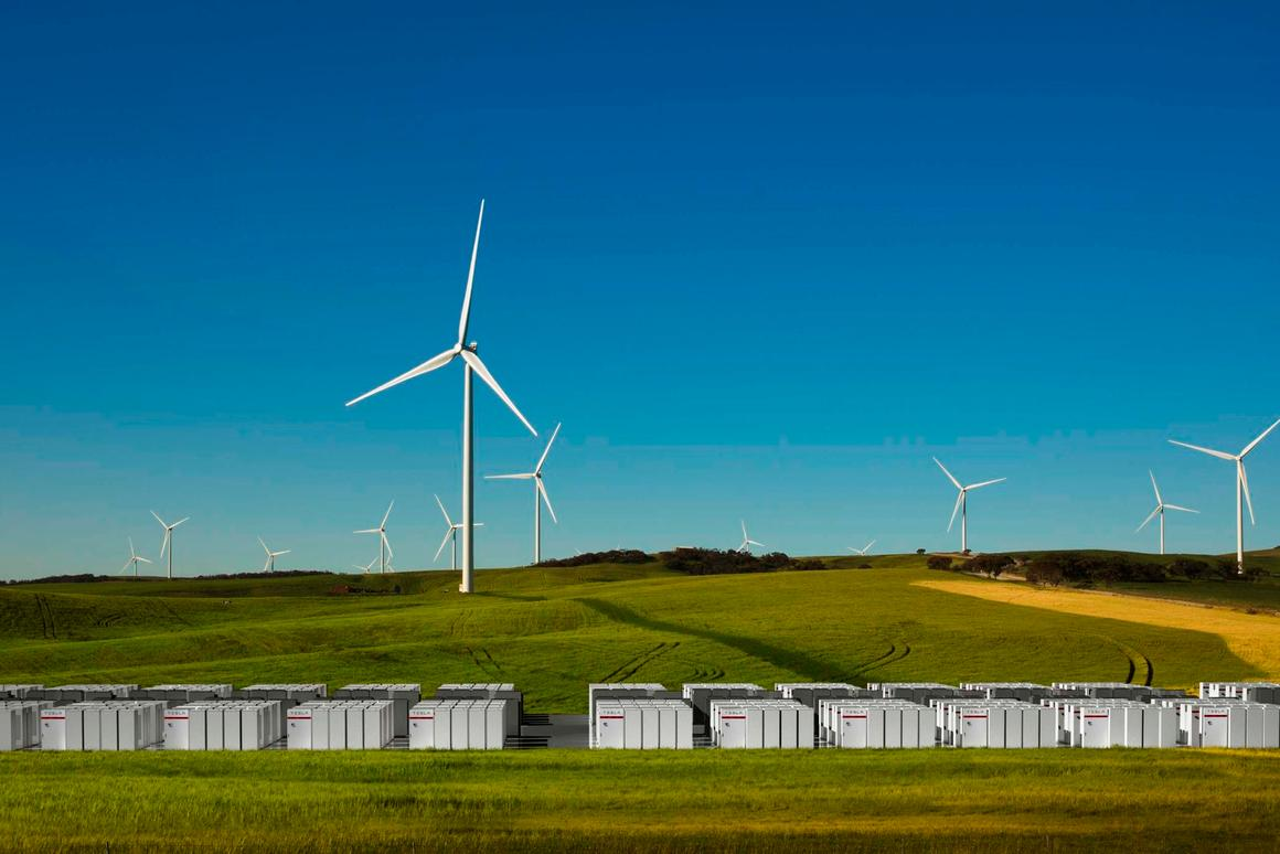 Tesla has announced plans to build the biggest battery storage system in the world
