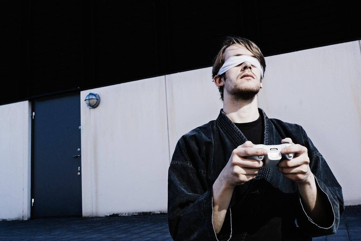 The next frontier in human-computer interaction will be all about making you feel the virtual, digital world as though it were real and tangible (Photo: David Brohede)