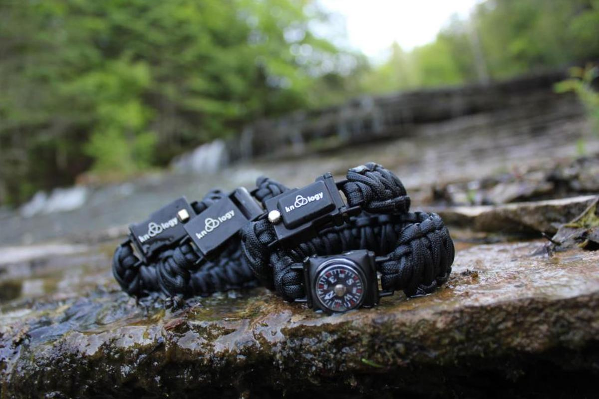 Knottology bracelets with Expedition Clasps