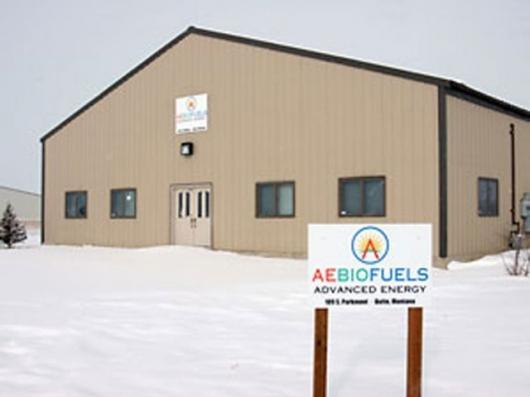 AEBiofuels Montana site