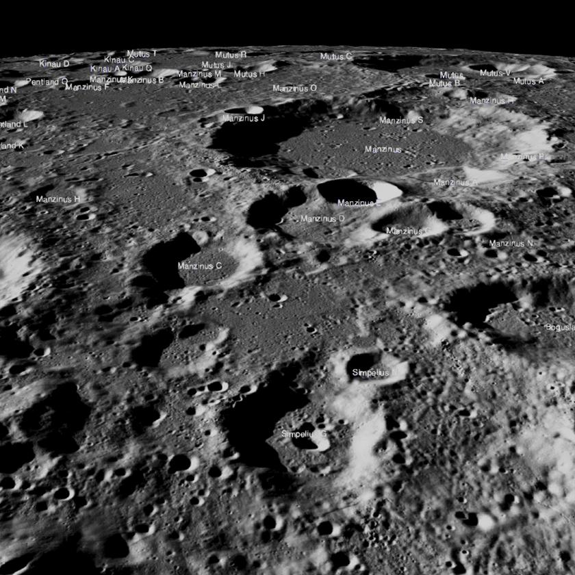The Chandrayaan-2 lander, Vikram, attempted a landing September 7