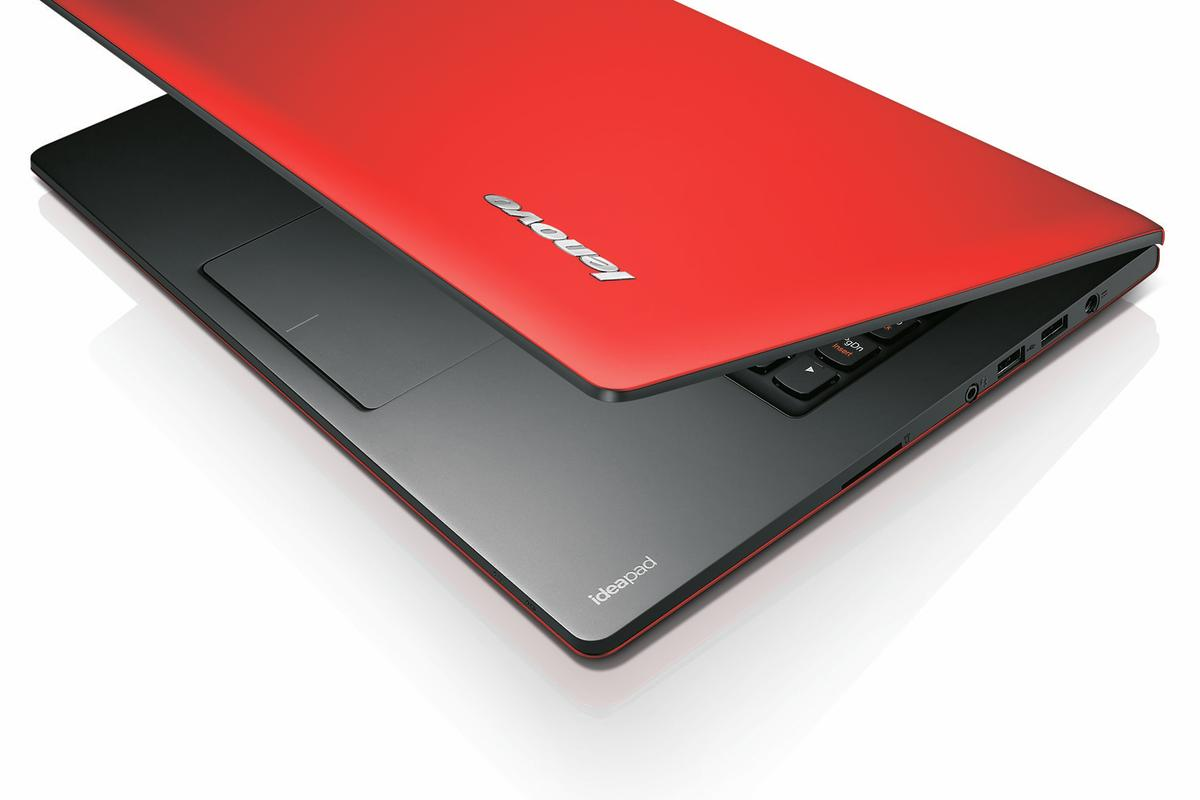 The Lenovo S Series is a thin and light notebook that won't break the bank
