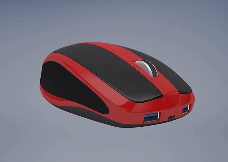 The Mouse-Box includes a 1.4GHz CPU and 128GB of storage
