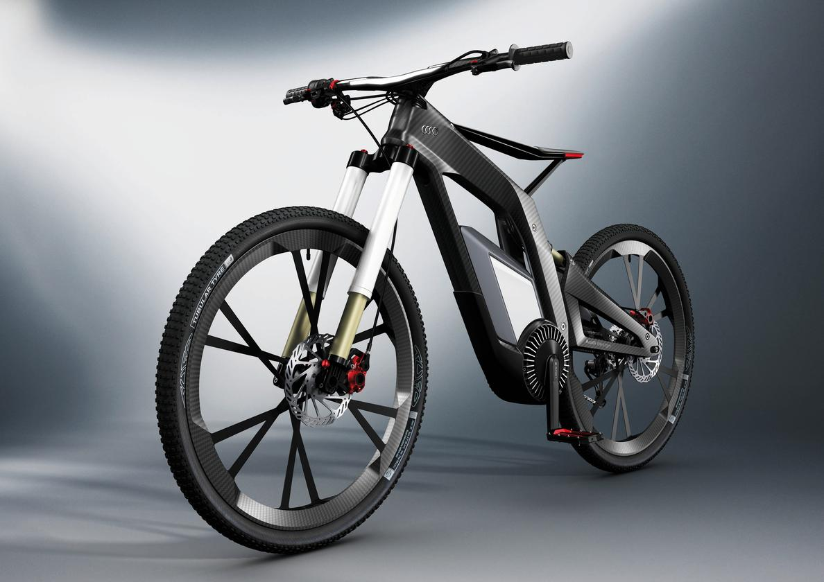 Audi is set to show off a new e-bike prototype at the Wörthersee Tour car show in Reifnitz, Austria, which the company says does not fit into any of the usual categories