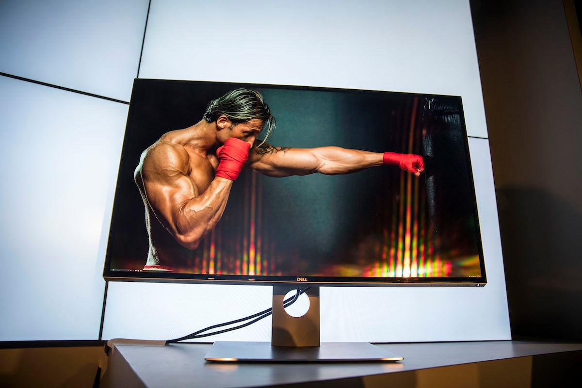Dell's UltraSharp 32 is the first 32-inch 8K monitor, for commercial applications like medical imaging and photo and video editing