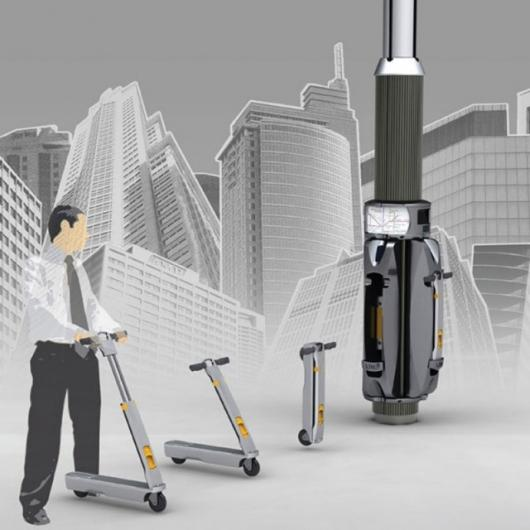 Link scooter system