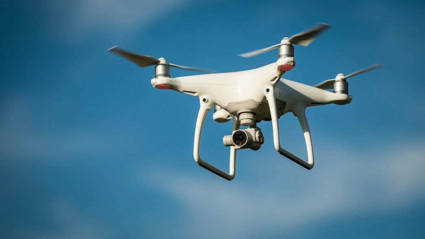 Don't be surprised if you see more drones buzzing about in US airspace