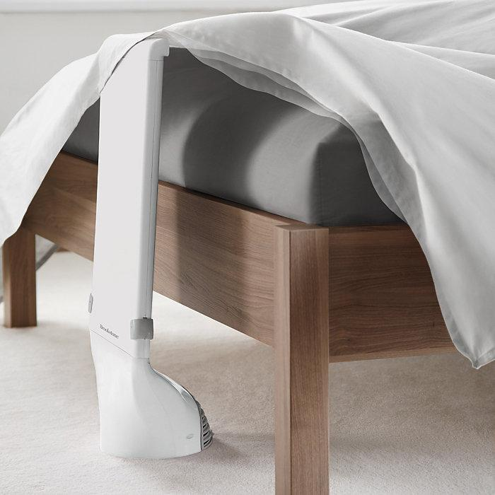 The Bed Fan incorporates two fans within its base