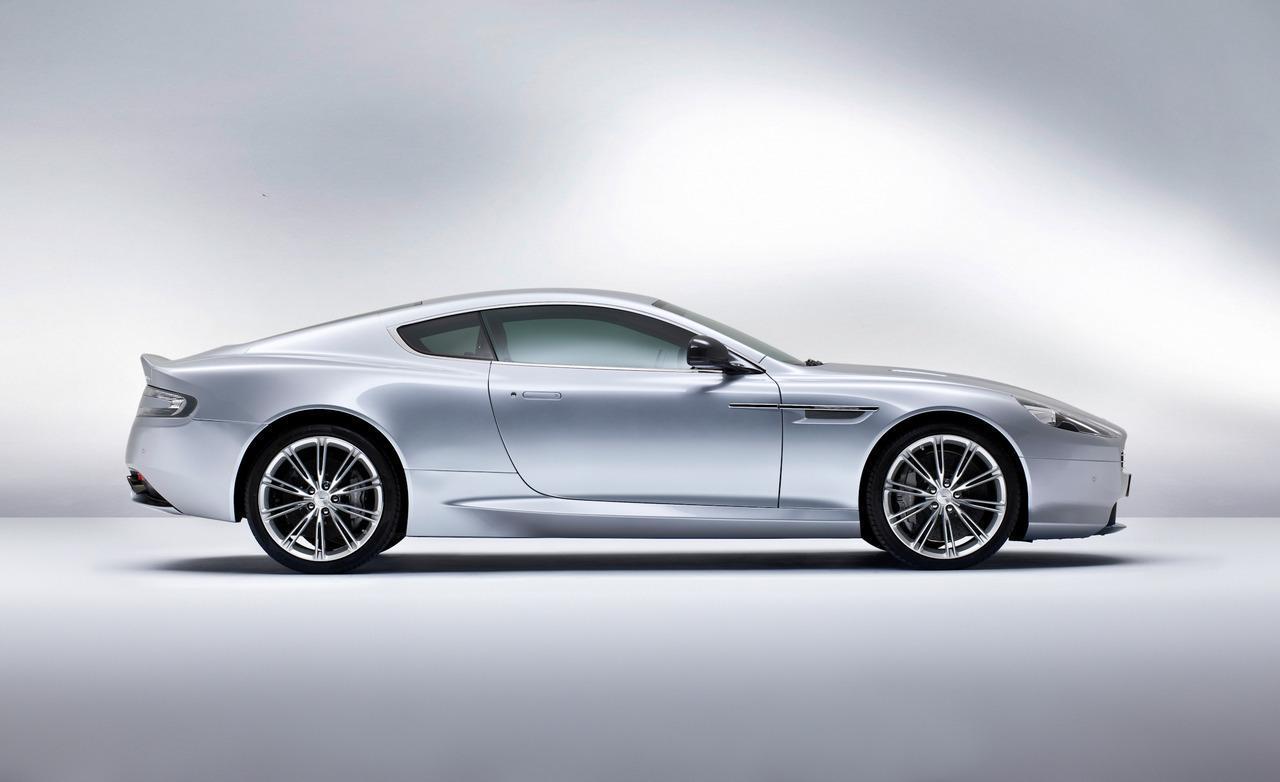 The 2013 Aston Martin DB9 (Image: Aston Martin)