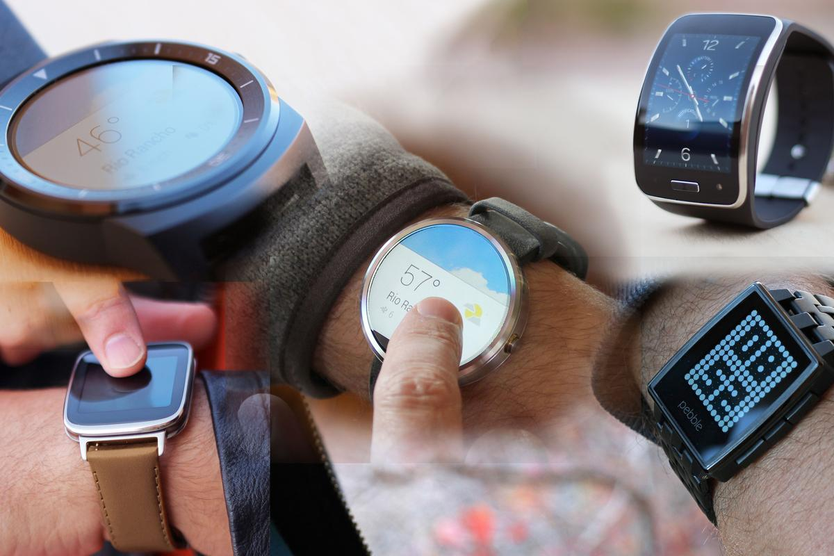 Is the Apple Watch the only smartwatch that matters? These five wearables have something to say about that (Photo: Will Shanklin/Gizmag.com)