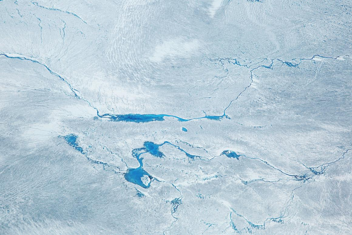 Greenland's ice sheet may not be getting dirtier after all