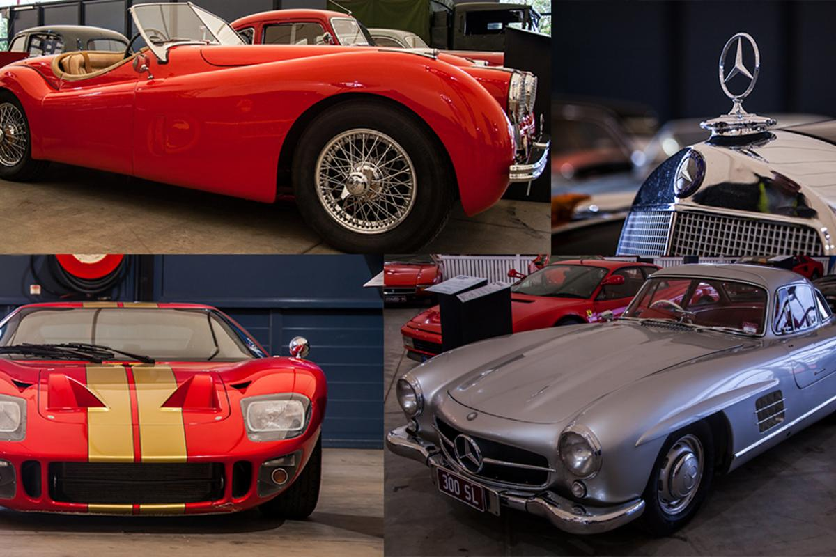 Motoring has come a long way since the late 1800s, but that doesn't detract from the beauty of early examples of high-end automotive engineering (Photos: Nick Lavars/Gizmag.com)
