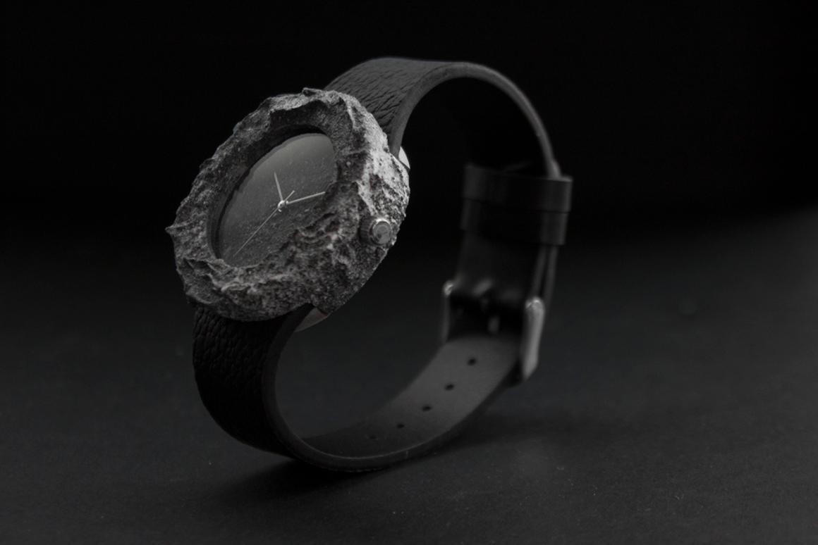 Only 25 Lunar Watches will be made
