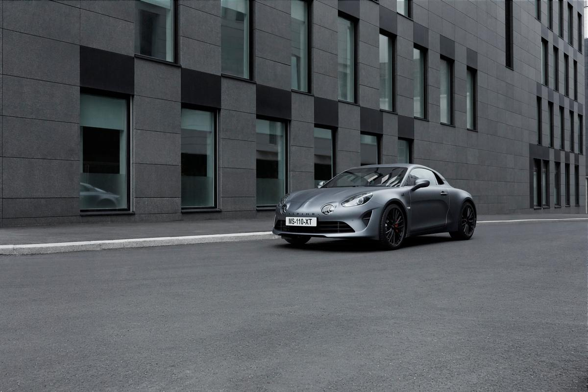 With a horsepower bump and a significantly firmer chassis, the A110S is Alpine's most focused and sporty car to date